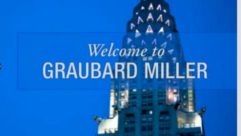 Graubard Miller, Law Firm News, Alice Lawrence