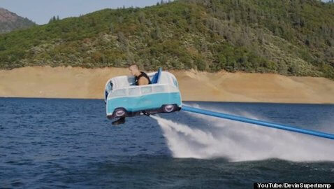 If You Enjoy Water Sports, You'll Love These Crazy Water Crafts