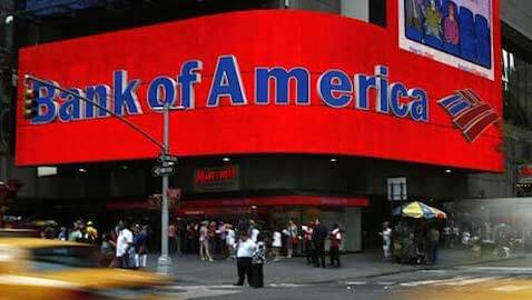 Bank of America Profits Plummet in Third Quarter