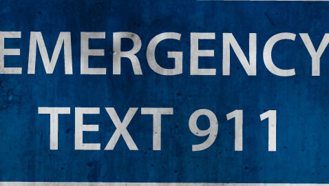Now You Can Text 911 When in Trouble