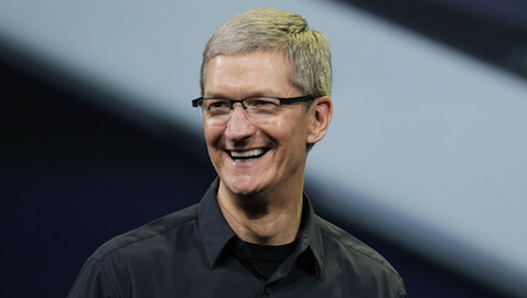 Apple CEO is Proud to be Gay