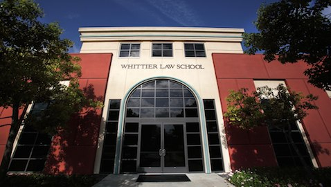Whittier Law School Graduates Most Challenged in Finding Work