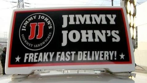 Jimmy John's Employees Outraged over Non-Competition Clause