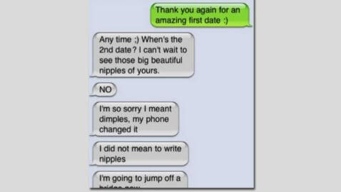 35 Most Concerning Autocorrect Texts of All Time
