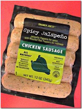 Chicken-Sausage
