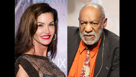 former supermodel accuses cosby of rape
