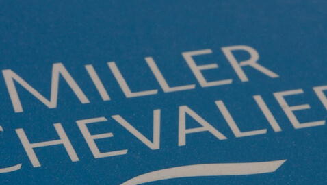 Miller & Chevalier Chartered Adds Three to Litigation Department