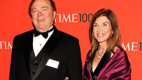Sue Ann Hamm received $1 billion in her divorce from Harold Hamm.
