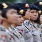 Female Police Required to be Virgins in Indonesia