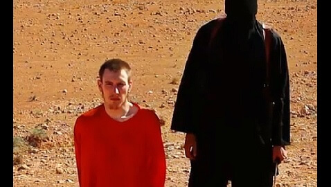 New ISIS Video of Peter Kassig's Beheading
