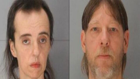 Paul and Melanie Howard were arrested for the condition of their home.