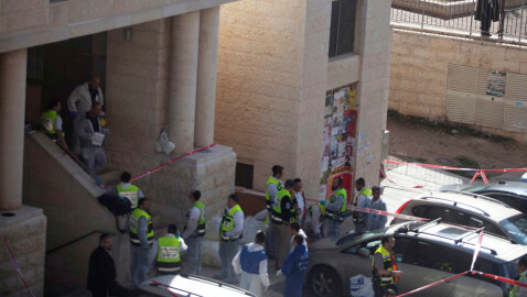 Three Americans Killed at Jerusalem Synagogue Tuesday