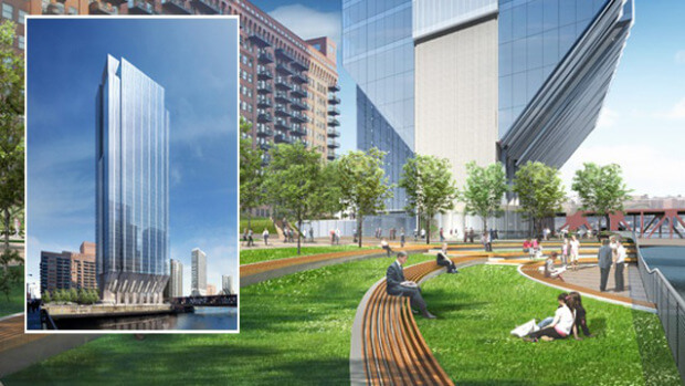Polsinelli will move into a new 53-story tower in 2017.