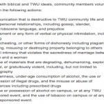 Accreditation Denied for Trinity Western University
