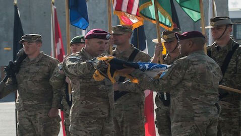 U.S. War Formally Over in Afghanistan