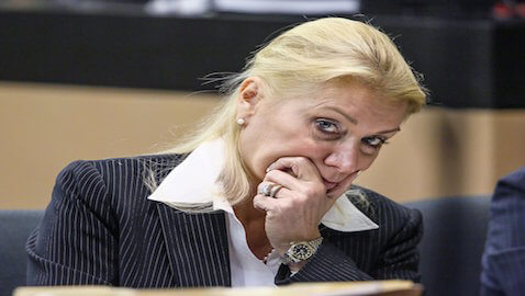 Judge Cynthia Imperato has been convicted by a jury of DUI and reckless driving.