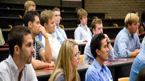 Potential law students may be surprised once they start attending law school.