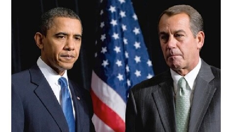 Boehner Announces Plan for Lawsuit Against Obama's Immigration Executive Order