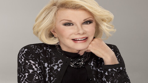 Lawsuit Describes Joan Rivers' Death