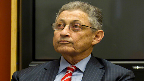 Sheldon Silver Taking Leave from Weitz & Luxenberg PC