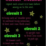 Check Out This Upper Body Circuit Workout