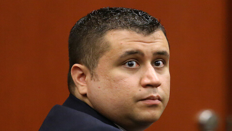 George Zimmerman Allegedly Throws Wine Bottle at Girlfriend