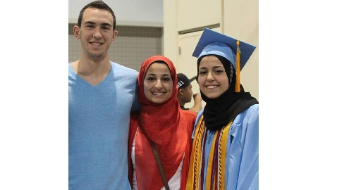 Chapel Hill Tries to Make Sense of Murder of 3 Muslim Students