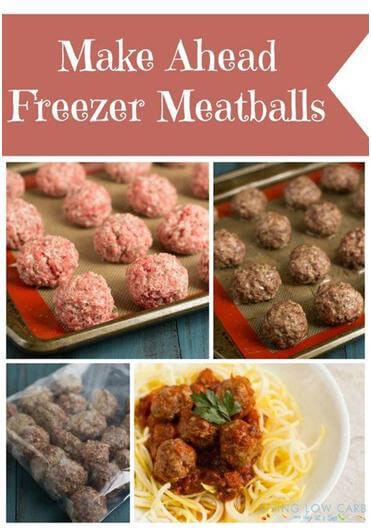 Freezer-Meatballs