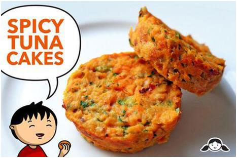 Spicy-Tuna-Cakes