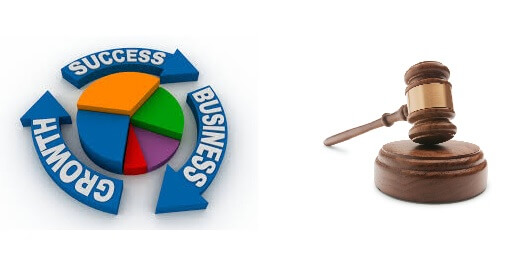 law schools offer business training