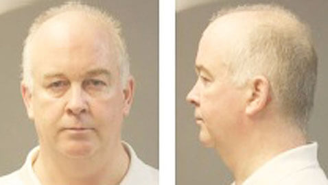 A man attacked a local attorney with wasp-killer spray and a hatchet.