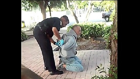 cell phone videos put police conduct into question