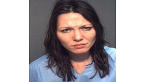 A Florida woman was arrested for her bizarre behavior Sunday night.