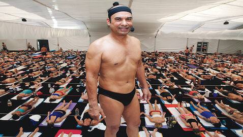Bikram Choudhury has been accused of raping and assaulting several women.