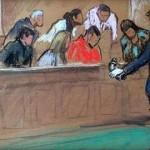 Boston Marathon Bomber Trial Details Gunfight
