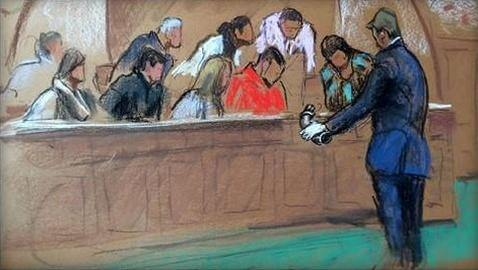 Boston Marathon Bombing Trial Narrates Gunfight