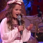 Amazing Video of a Young Singer You Must Hear