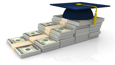 Law school tuition is increasing, especially at top law schools.