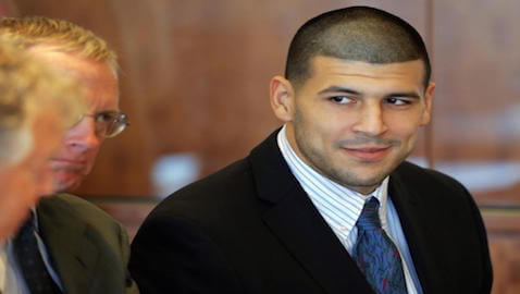 Aaron Hernandez Guilty of Murder, Sentenced to Life in Prison without Parole