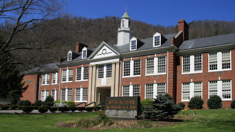 Appalachian School of Law faces many challenges, from enrollment to its location, if it wants to thrive.