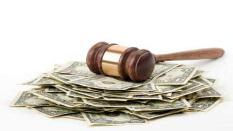 $1 million sanction
