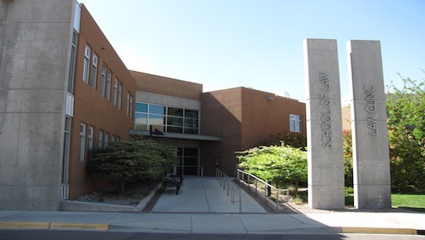 University of New Mexico School of Law Dean Resigns