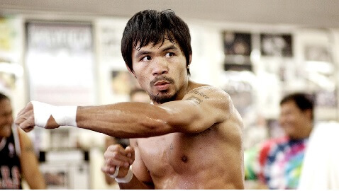 Manny Pacquiao being Hit with $5 Million Lawsuit