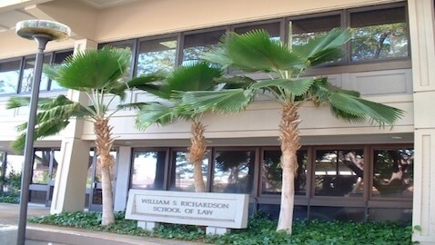 University of Hawaii Law School to Admit Students without LSAT Scores