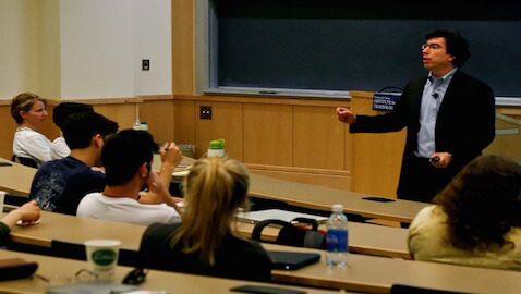 A study from the University of California--Berkeley explores a way to evaluate law professors.