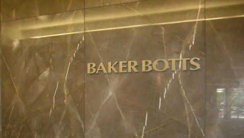Baker Botts LLP Responsible for Paying Their Legal Fees