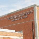 Concordia Law Gains Provisional Accreditation