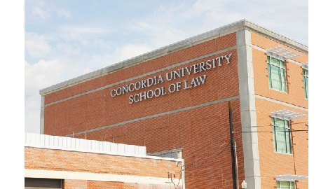 Concordia Law Gains Provisional Accreditation