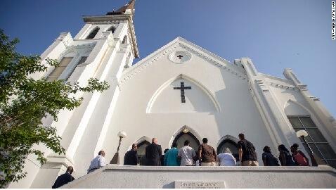 Charleston Aftermath: Forgiveness