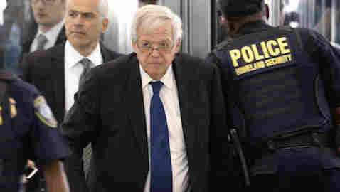 Dennis Hastert Enters Not Guilty Plea in Federal Banking Case